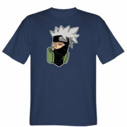 Чоловіча футболка はたけ カカシ