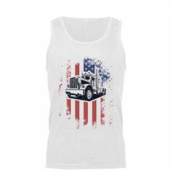 Майка чоловіча American Truck