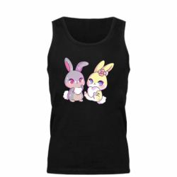 Майка чоловіча Rabbits In Love