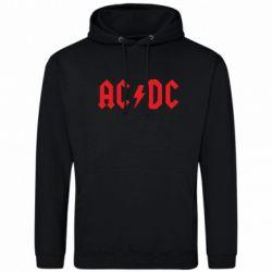 Чоловіча промо толстовка AC DC