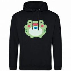 Чоловіча промо толстовка Baby frog