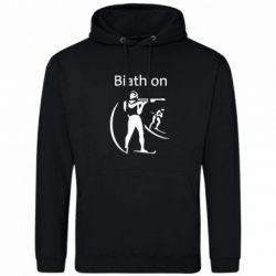 Чоловіча промо толстовка Biathlon