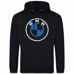 Чоловіча промо толстовка BMW logo 2020