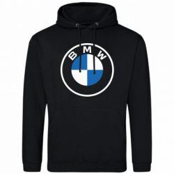 Чоловіча промо толстовка BMW logotype 2020