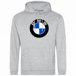 Чоловіча промо толстовка BMW