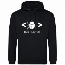 Чоловіча промо толстовка Bug Hunter