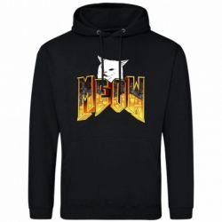 Чоловіча промо толстовка Doom меов cat