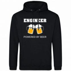 Чоловіча промо толстовка Engineer Powered By Beer