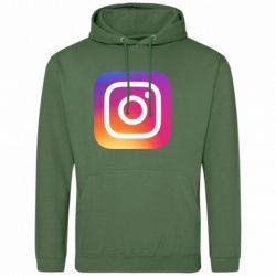 Чоловіча промо толстовка Instagram Logo Gradient