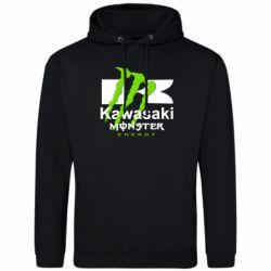 Чоловіча промо толстовка Kawasaki Monster Energy