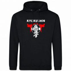 Чоловіча промо толстовка Kyokushin