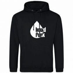 Чоловіча промо толстовка Liquid funk