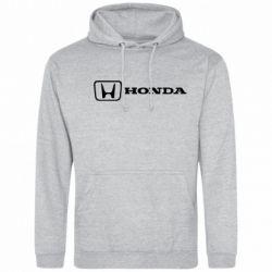 Чоловіча промо толстовка Логотип Honda
