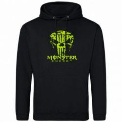 Чоловіча промо толстовка Monster Energy Череп
