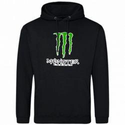 Чоловіча промо толстовка Monster Energy Logo