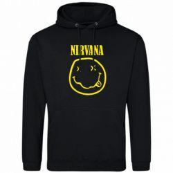 Чоловіча промо толстовка Nirvana (Нірвана)