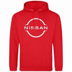 Чоловіча промо толстовка Nissan new logo