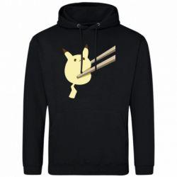 Чоловіча промо толстовка Pikachu in the sticks