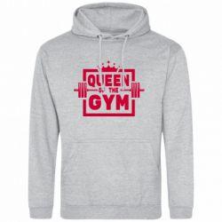 Чоловіча промо толстовка Queen Of The Gym