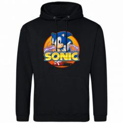 Чоловіча промо толстовка Sonic lightning