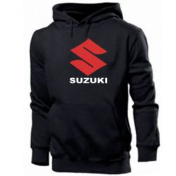 Чоловіча промо толстовка Suzuki
