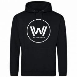 Чоловіча промо толстовка Wild West World logo