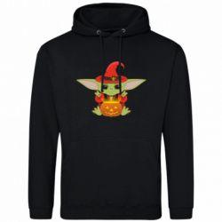 Чоловіча промо толстовка Yoda conjures