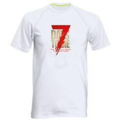 Чоловіча спортивна футболка 7 Days To Die