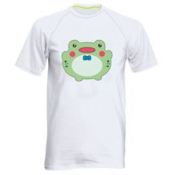 Чоловіча спортивна футболка Baby frog