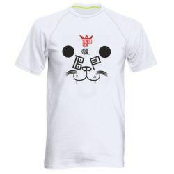 Мужская спортивная футболка BEAR PANDA BP VERSION 2