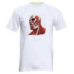 Чоловіча спортивна футболка Colossus