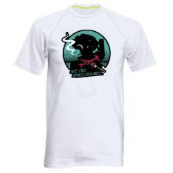 Мужская спортивная футболка Cowboy bebop