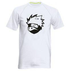 Чоловіча спортивна футболка Cute face Kakashi