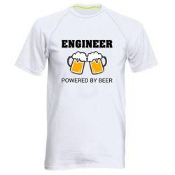 Чоловіча спортивна футболка Engineer Powered By Beer