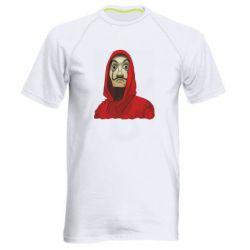 Мужская спортивная футболка La Casa De Papel art