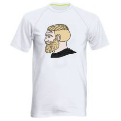 Чоловіча спортивна футболка Meme Man Nordic Gamer