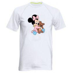Чоловіча спортивна футболка Minnie And Bear