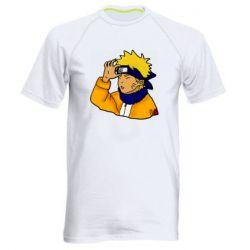 Мужская спортивная футболка Narutooo