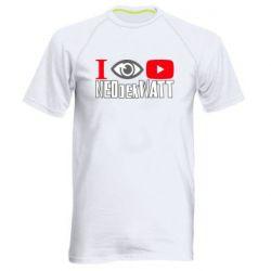 Чоловіча спортивна футболка I Watch NEOdekWATT