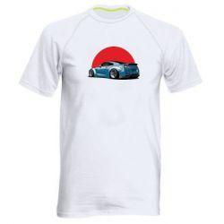 Мужская спортивная футболка Nissan GR-R Japan