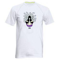 Чоловіча спортивна футболка Orochimaru Glitch