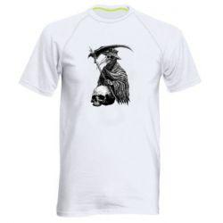 Чоловіча спортивна футболка Plague Doctor graphic arts