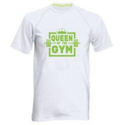 Чоловіча спортивна футболка Queen Of The Gym