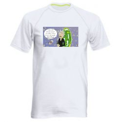 Мужская спортивная футболка Rick Wiseau