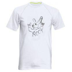 Чоловіча спортивна футболка Rock rabbit