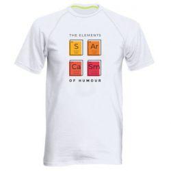 Чоловіча спортивна футболка Sarcasm