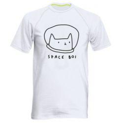 Чоловіча спортивна футболка Space boi