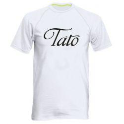 Чоловіча спортивна футболка Tato