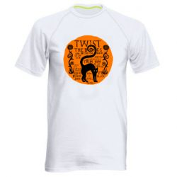Мужская спортивная футболка TWIST