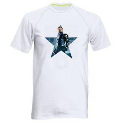 Чоловіча спортивна футболка Winter Soldier Star